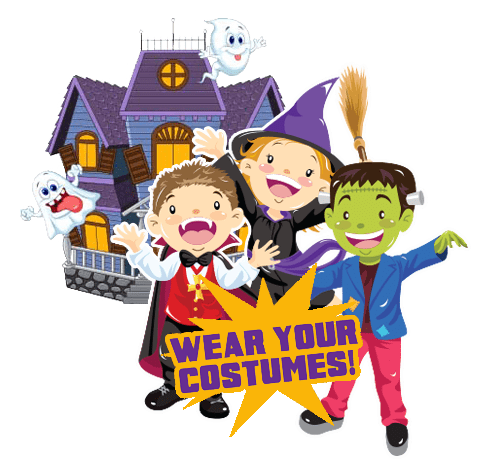 halloween kids wear your costume