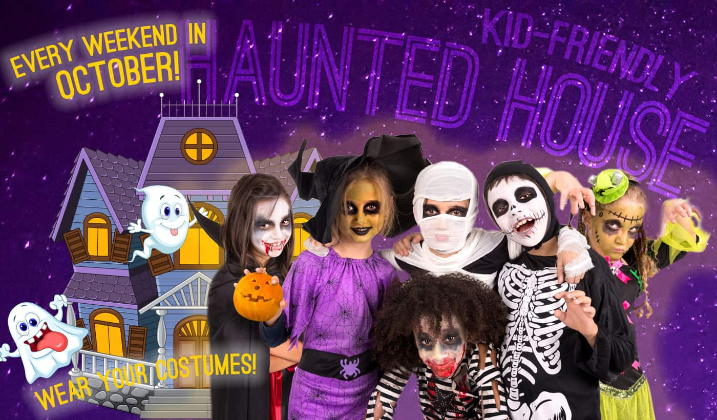 Halloween Fun Weekends Green Meadows Farm Haunted House Kid Friendly