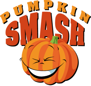 Pumpkin smashing smash november green meadows farm queens floral park